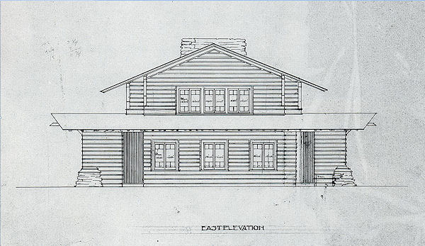 asian cottages a house houzz plans lloyd diego roof wright example cottage san design frank in of flat inspired exterior