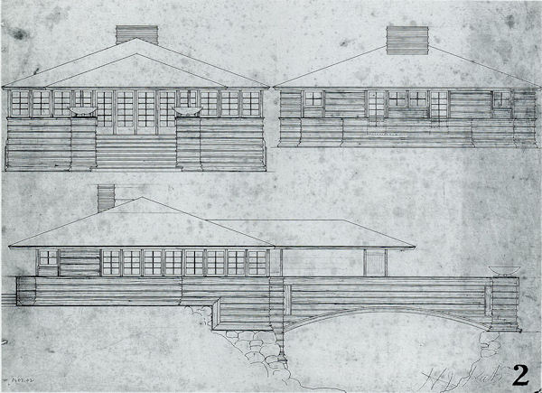 id wright residential s title flw downloads category cottages lots peterson lloyd cottage plans seth w details frank