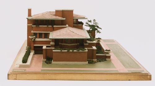 Robie house model