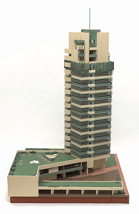 MOMA Price Tower Model